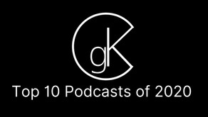 Top Podcasts from 2020