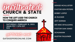 Infiltrated: Church & State Conference