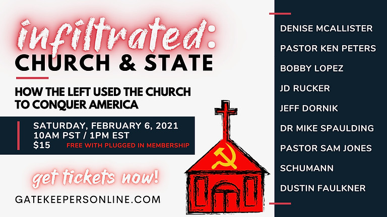 Infiltrated: Church & State