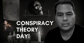 Conspiracy Theory and Practice | Guest Brittany Klein | The Big Brown Gadfly with Bobby Lopez #15