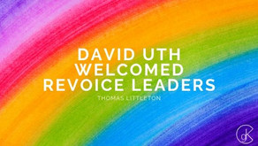 David Uth Welcomed Revoice Leaders
