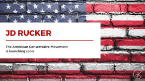 The American Conservative Movement is launching soon
