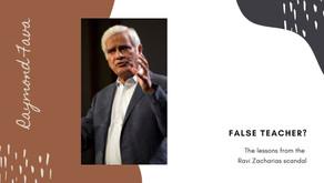 Was Ravi Zacharias a false teacher?