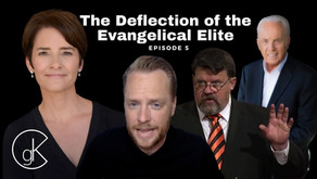 The Deflection of the Evangelical Elite