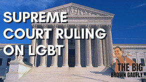 How conservatives paved the way for the SCOTUS ruling on LGBT | The Big Brown Gadfly #5