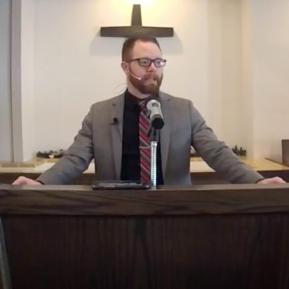 Pastor Sam Jones