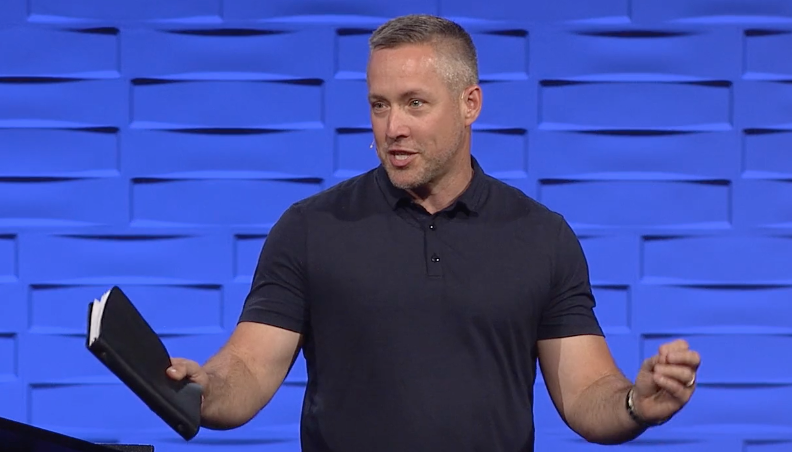 JD Greear, President of the Southern Baptist Convention