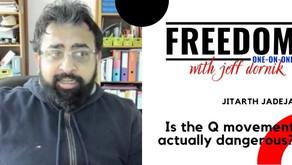Former Qanon follower Jitarth Jadeja: Is the Q movement actually dangerous?