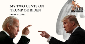 My two cents on Trump or Biden