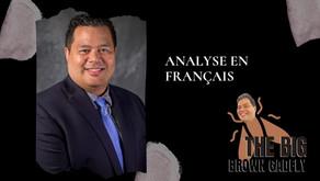Analyse en français (French Episode 3)