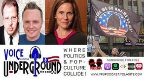 Jeff Dornik appears on Voice From the Underground to talk BLM, Donald Trump & Qanon