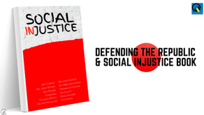 Defending the Republic and Social Injustice Book | The Shining Light Podcast #77