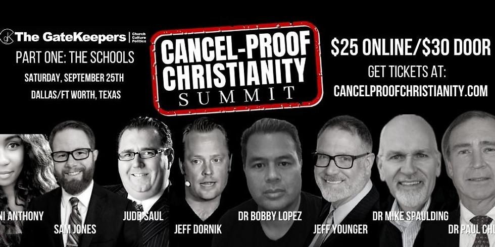 Cancel-Proof Christianity Summit