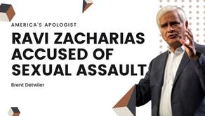 America's Apologist Ravi Zacharias Accused of Sexual Assault