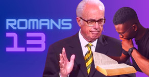 John MacArthur's Romans 13 Problem