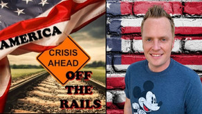 Jeff Dornik appears on America Off the Rails to discuss new book Church & State