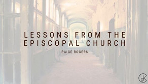 Lessons From the Episcopal Church