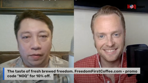 You're either with us or against us!   Jeff Dornik's interview on NOQ Report