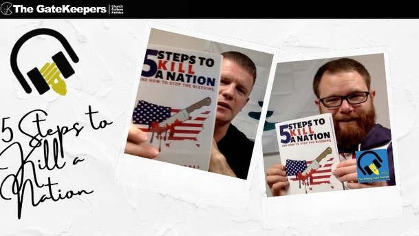 5 Steps to Kill a Nation
