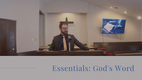 Essentials: God's Word