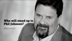 Who Will Stand Up to Phil Johnson for His Vicious Verbal Attacks Upon Journalist Julie Roys?