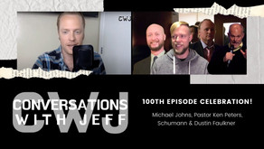 How to Save America | CWJ celebrates 100 episodes w/ Michael Johns, Ken Peters & more