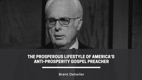 """Thoughts on Julie Roy's """"The Prosperous Lifestyle of America's Anti-Prosperity Gospel Preacher"""""""