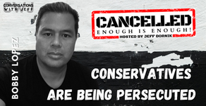 Bobby Lopez exposes the persecution of Conservatives within Academia | Conversations with Jeff #90