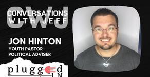 Conversations with Jeff | Jon Hinton | Episode 62