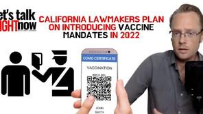 California Lawmakers Plan on Introducing Vaccine Mandates in 2022