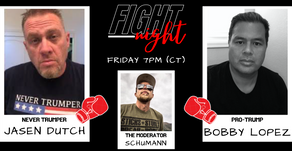 New episodes of Fight Night coming Friday Night!