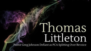 Pastor Greg Johnson Defiant as PCA Splitting Over Revoice