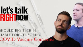 Should Big Tech be liable if the concerns about the COVID-19 vaccines turn out to be true?