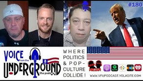 Trump 2020 Issues Visited - Discussing the Wall & Education w/ Jeff Dornik & JD Rucker on VFU