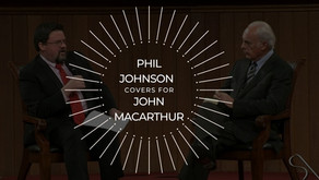 Phil Johnson covers up John MacArthur's Extraordinary compensation