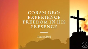 Coram Deo: Experience Freedom in His Presence