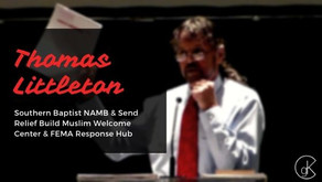 Southern Baptist NAMB & Send Relief Build Muslim Welcome Center & FEMA Response Hub