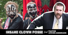 Pastor Steven Anderson appears on new Insane Clown Posse album