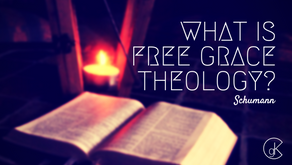What Is Free Grace Theology?