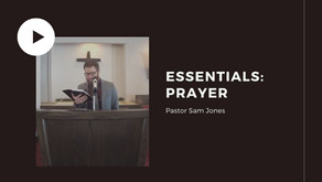Essentials: Prayer