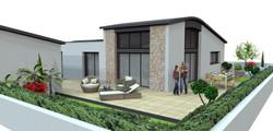 Maison moderne vendée 85