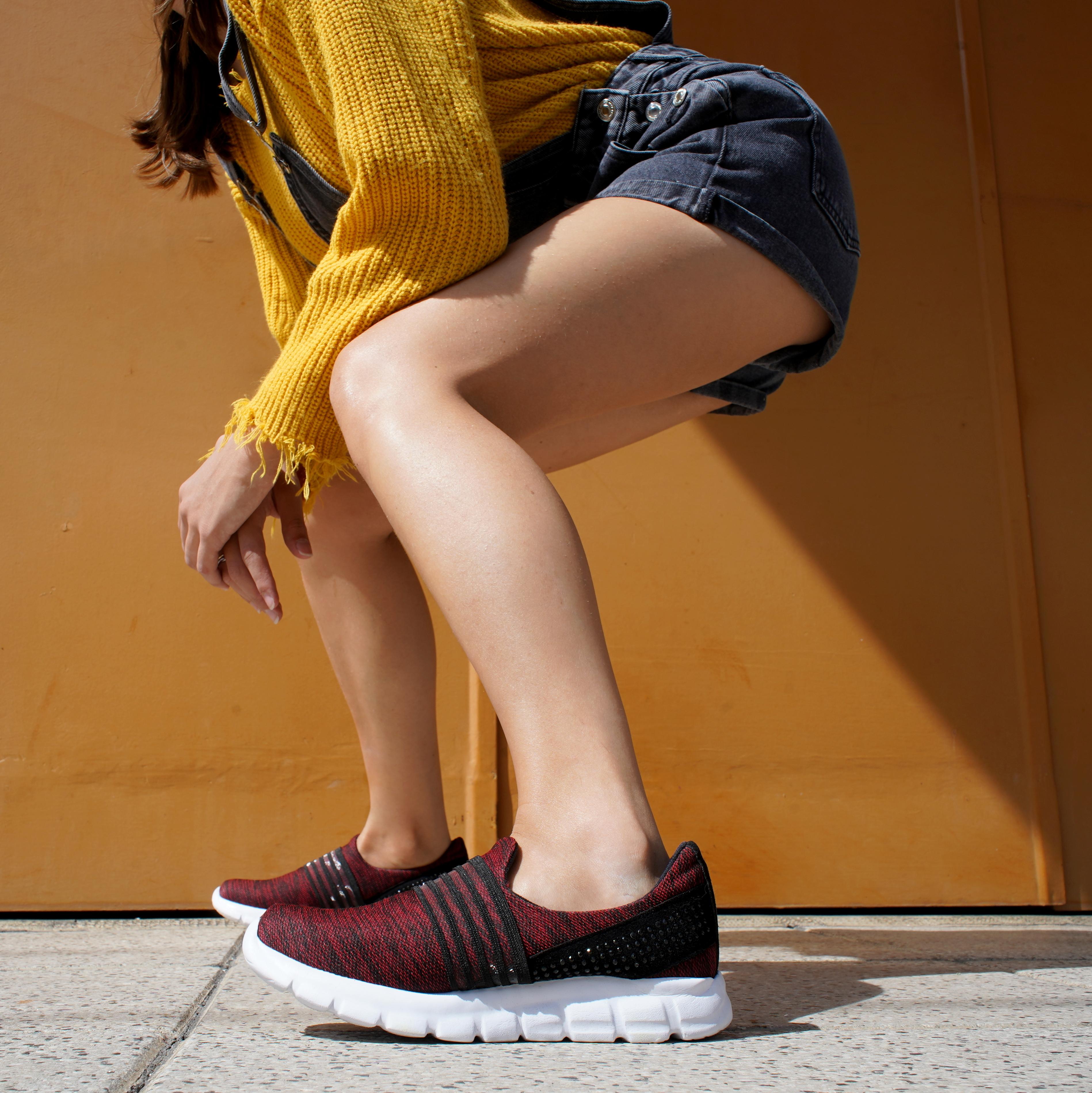 Zapatillas de Mujer Ultralivianas