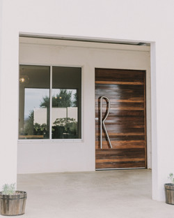 Entrance to Russo Estate