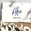 Thumbnail: Personalised Child Wedding Hangers
