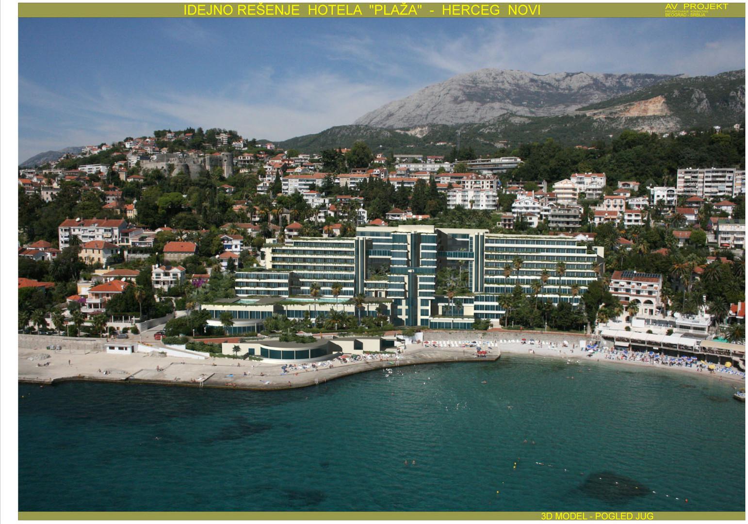 Hotel Plaza future plan