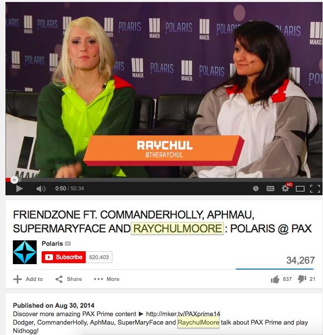 FriendZone at PAX Prime 2014