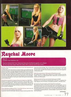 GamePro Feature 2 - Nov. 08