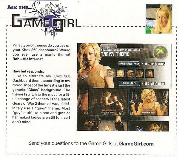 Ask the GameGirl