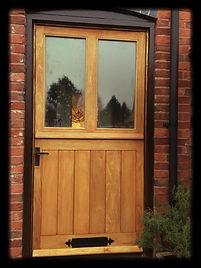 Externl doors