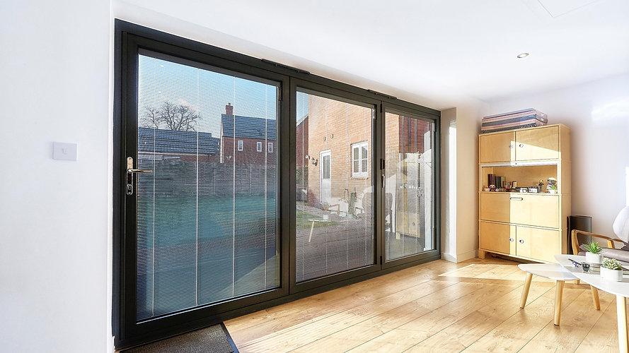 Bi fold doors, door northampton, bi fold